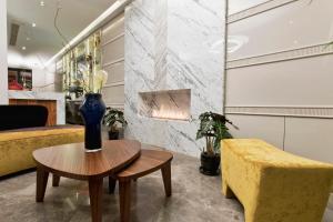 Senator Hotel Taksim, Отели  Стамбул - big - 18