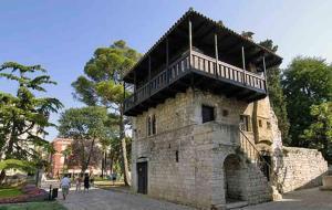 Istria Holiday Home Villa Adriatic, Vily  Kaštelir - big - 10