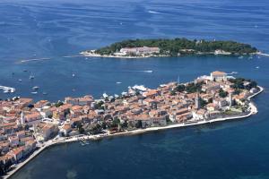 Istria Holiday Home Villa Adriatic, Vily  Kaštelir - big - 36