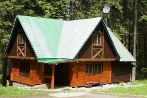 Chata Machnatô Jasná