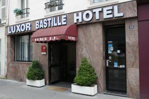 Luxor Bastille Hotel, Hotely  Paříž - big - 11