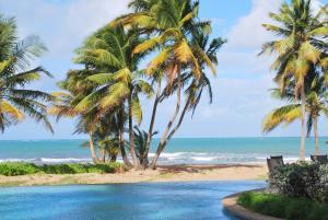 One-bedroom Oceanfront Villa at Rio Mar, Апартаменты  Рио-Гранде - big - 44