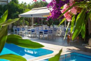 Club Antiphellos, Hotels  Kas - big - 83
