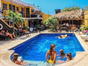 Hostel Nirvana Taganga