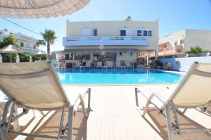 Hostels e Albergues - Zouboulia Apartments