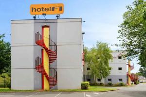 HotelF1 Moulins Sud - Moulins