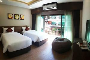 The Agate Pattaya Boutique Resort, Курортные отели  Южная Паттайя - big - 95