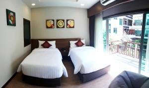 The Agate Pattaya Boutique Resort, Курортные отели  Южная Паттайя - big - 96