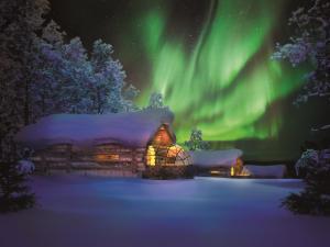 Kakslauttanen Arctic Resort (11 of 77)