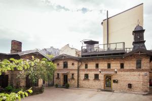 Amalienhof Hostel Riga - Rīga
