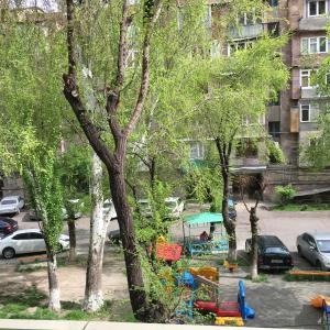 Saryan Street and Mashtots blvd area, Apartmány  Jerevan - big - 7