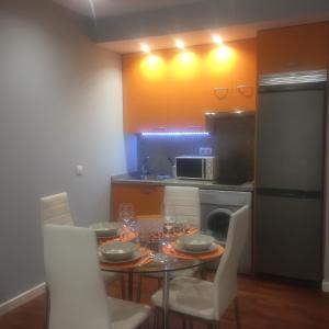 Apartamentos Gold Cervantes, Apartmány  Málaga - big - 12