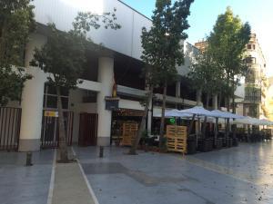 Apartamentos Gold Cervantes, Apartmány  Málaga - big - 47