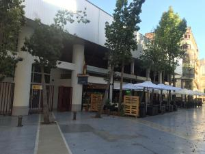 Apartamentos Gold Cervantes, Apartmány  Málaga - big - 37