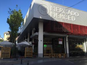 Apartamentos Gold Cervantes, Apartmány  Málaga - big - 24