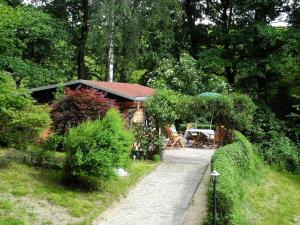 Ferienhaus am Urzeitpark Sebnitz - Hertigswalde