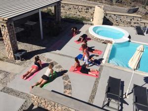 Alisaxni Resort, Aparthotels  Akrotiri - big - 58