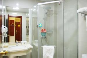 GreenTree Inn Fujian Fuzhou Jinshan Wanda PuShang Avenue Business Hotel, Hotel  Fuzhou - big - 21