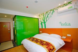 Vatica Hebei Langfang Pipeline Bureau General Hospital Hotel, Отели  Langfang - big - 37