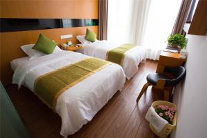 Vatica Hebei Langfang Pipeline Bureau General Hospital Hotel, Отели  Langfang - big - 10