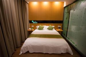 Vatica Hebei Langfang Pipeline Bureau General Hospital Hotel, Отели  Langfang - big - 3