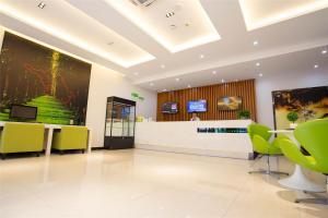 Vatica Hebei Langfang Pipeline Bureau General Hospital Hotel, Отели  Langfang - big - 27