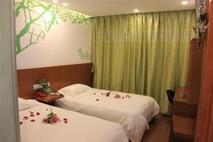 Vatica Hebei Langfang Pipeline Bureau General Hospital Hotel, Отели  Langfang - big - 28