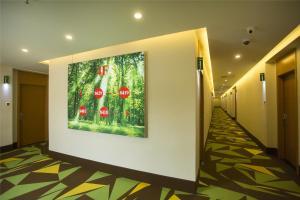 Vatica Hebei Langfang Pipeline Bureau General Hospital Hotel, Отели  Langfang - big - 11