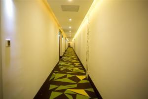 Vatica Hebei Langfang Pipeline Bureau General Hospital Hotel, Отели  Langfang - big - 21