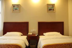 Vatica Hebei Langfang Pipeline Bureau General Hospital Hotel, Отели  Langfang - big - 56