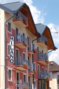 Hotel Milano, Hotely  Asiago - big - 21