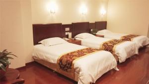 GreenTree Inn Jiangsu Nantong Xinghu 101 Busniess Hotel, Отели  Наньтун - big - 32