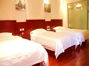 GreenTree Inn Jiangsu Nantong Xinghu 101 Busniess Hotel, Отели  Наньтун - big - 33
