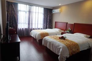GreenTree Inn Jiangsu Nantong Xinghu 101 Busniess Hotel, Отели  Наньтун - big - 34
