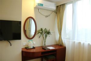 GreenTree Inn Jiangsu Nantong Development District Middle Road Business Hotel, Отели  Наньтун - big - 13