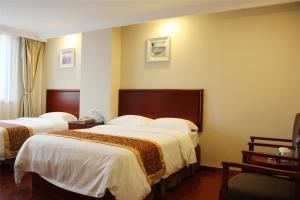 GreenTree Inn Jiangsu Nantong Development District Middle Road Business Hotel, Отели  Наньтун - big - 12
