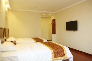 GreenTree Inn Jiangsu Nantong Development District Middle Road Business Hotel, Отели  Наньтун - big - 20