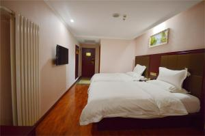 GreenTree Inn Jiangsu Nantong Development District Middle Road Business Hotel, Отели  Наньтун - big - 5