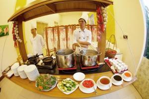 Hoang Son Peace Hotel, Hotel  Ninh Binh - big - 61