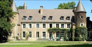 Château de Paray le Frésil - La Faye