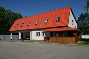 Školící středisko ABENA s ubytováním, Проживание в семье  Острава - big - 1