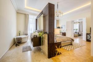 Residence Wollzeile, Apartmány  Vídeň - big - 29