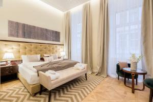 Residence Wollzeile, Apartmány  Vídeň - big - 35