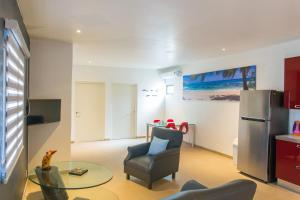 Bubali Luxury Apartments - Adults Only - Wheelchair Friendly, Ferienwohnungen  Palm/Eagle Beach - big - 16