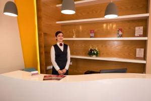 Dilo Hotel, Hotel  Tirana - big - 38