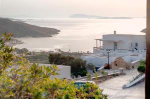 Skopelitis Village Amorgos Greece