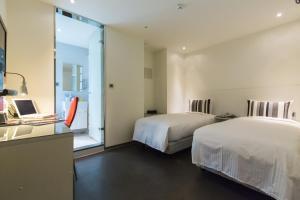 San Yon Hotel, Отели  Тайбэй - big - 46