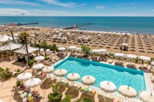 emblème de l'établissement Luxor e Cairo The Beach Resort