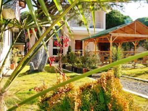 Cozy Beach House Gjiri Lalzit, Ferienhäuser  Fushë-Draç - big - 34