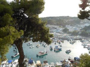 Pension Galazios Kolpos Alonissos Greece